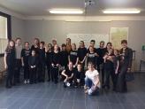 Драмско – плесне радионице у Сомбору
