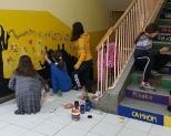 Осликавање школе на предмету цртање, сликање и вајање