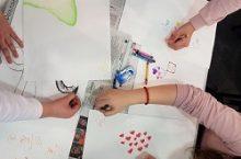 Подршка деци у Кини на Сајму књига и уметности